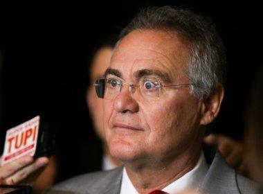 Renan Calheiros é afastado de presidência do Senado por ministro do STF