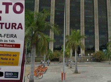 Ação popular quer impedir a realização de cultos na prefeitura do Rio de Janeiro