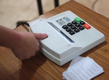 Recadastramento biométrico: Eleitores serão convocados a partir desta quarta