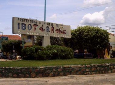 Ibotirama: Justiça determina suspensão de aumento salarial de prefeito e vereadores