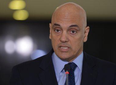 Ajufe diz que Alexandre de Moraes tem requisitos para ser ministro do STF