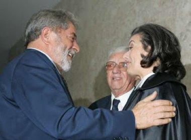 Pai de Cármen Lúcia morre aos 98 anos, em Minas Gerais