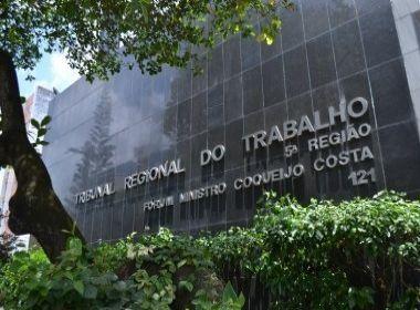TCU determina que TRT-BA suspenda contrato com empresa de arquitetura