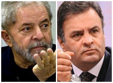 LULA E AÉCIO NÃO TERÃO ACESSO A DELAÇÕES PREMIADAS DA LAVA JATO