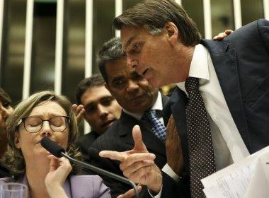 STF rejeita recursos de Jair Bolsonaro em ações por incitar estupro contra Maria do Rosário