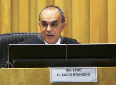 Em manifesto, Cláudio Brandão cita rotina da Justiça do Trabalho e rebate Rodrigo Maia