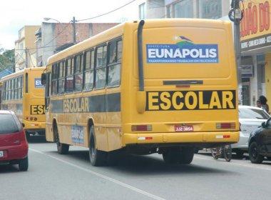 Eunápolis: MP pede medidas para sanar irregularidades de transporte escolar