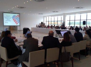 Defensoria pede atenção de integrantes do Pacto Pela Vida em presídio de Itabuna