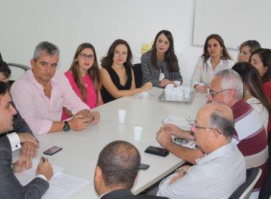 MP-BA entrega recomendação a prefeito de Feira de Santana para micareta