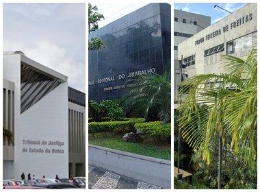 Servidores do Poder Judiciário baiano e do Ministério Público participarão de Greve Geral