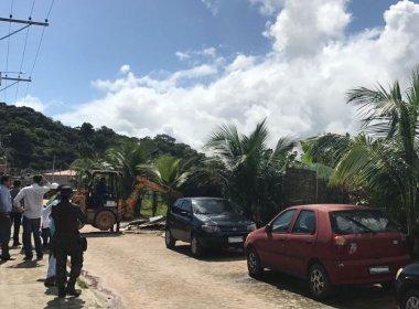 Ação do MP retira ocupações irregulares no Parque São Bartolomeu
