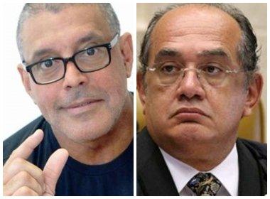 Alexandre Frota pede impeachment de Gilmar Mendes do STF