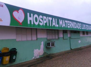 Presidente Tancredo Neves: Prefeito assina TAC para reformar maternidade