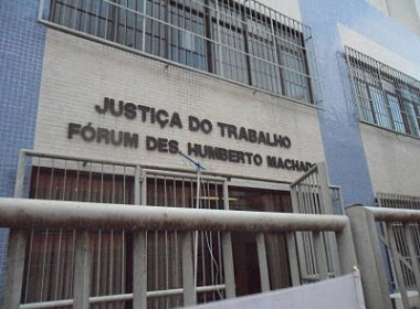 Ação de trabalhador de Sergipe será julgada na Justiça do Trabalho de Itabuna