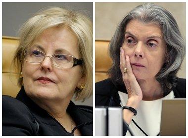 Cármen Lúcia e Rosa Weber antecipam voto sobre foro privilegiado para seguir relator