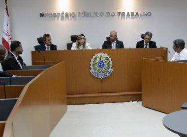 MPT marca audiência para negociar fim de greve de vigilantes na Bahia