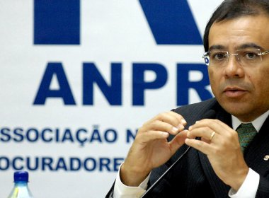 Nicolao Dino é o candidato mais votado em lista tríplice para substituir Rodrigo Janot