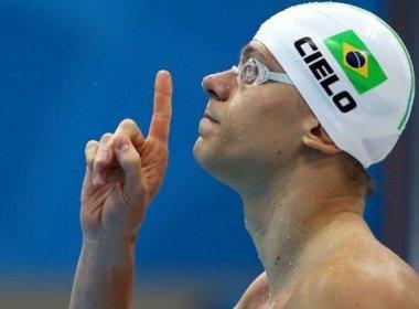 Cielo pode usar nome de nadador Cielo, garante Justiça Federal