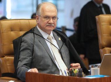 Fachin decide que reclamação contra cautelar que desrespeita delação não cabe ao STF