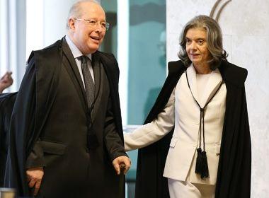 Após Cármen Lúcia se declarar impedida, Celso de Mello determina novas eleições no AM