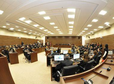 Suposto vazamento de votos de relatores em processos seria foco da operação no TJ-BA