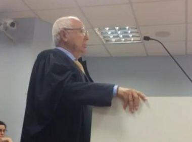 'São podres inteiramente': Advogado diz que não há '10% de juiz honesto' no TJ-BA