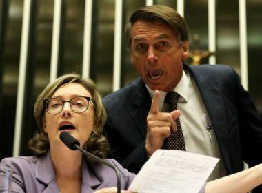 STJ mantém condenação de Bolsonaro por danos morais a Maria do Rosário
