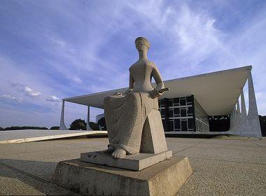 Associações de juízes movem ação no STF para garantir aumento salarial