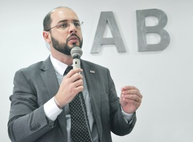 Conselheiro critica morosidade da OAB-BA: 'Como vou reclamar da Justiça comum?'
