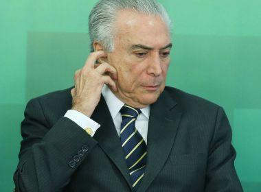 OAB vai recorrer de decisão para obrigar Maia a analisar impeachment de Temer
