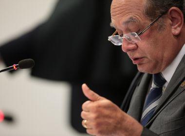 PROCURADORES PEDEM QUE MINISTROS DO STF CONTENHAM GILMAR MENDES