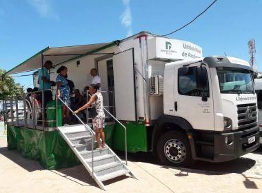 Defensoria coleta documentos de sobreviventes de tragédia em Mar Grande para mover ações