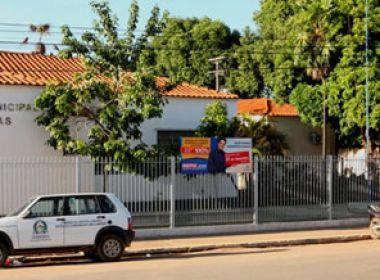 Barreiras: MP-BA pede suspensão de contratos de R$ 19 milhões para pavimentação