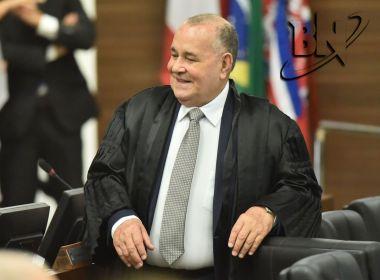 Com 31 votos, Gesivaldo Britto é eleito novo presidente do TJ-BA