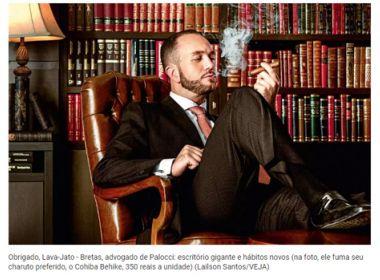 Advogados 'ricos' citados em matéria da Veja diz que fatos foram distorcidos
