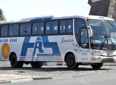 Justiça proíbe dispensa de 210 trabalhadores baianos de empresa de ônibus