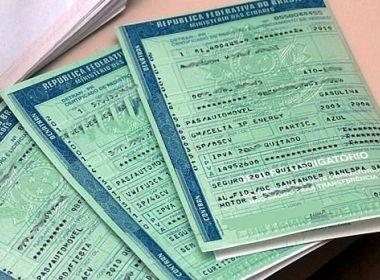 Motorista recorre a Justiça para não pagar multas e parcela do IPVA e obter licenciamento