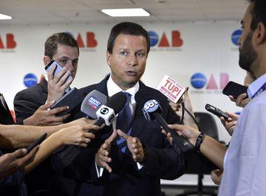 OAB diz que governo 'camufla' aumento de impostos ao não reajustar IR