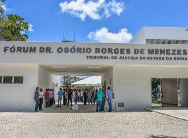 Porto Seguro: Novo fórum é inaugurado pela presidente do TJ-BA