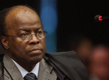 Joaquim Barbosa terá que indenizar repórter que mandou 'chafundar no lixo'