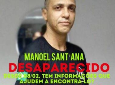 MPF-BA pede informações sobre funcionário desparecido no dia 8 de fevereiro