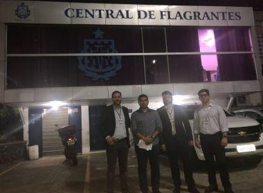 Agente da Transalvador agride advogado com spray de pimenta; OAB acompanha caso