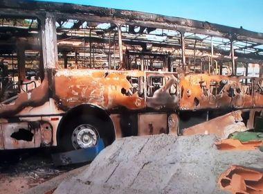 TJ-BA mantém apreensão de 20 ônibus da CSN; empresa perdeu 59 veículos em incêndio