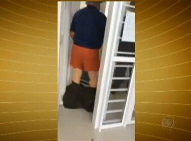 Gaúcho é indenizado por ter que tirar bombacha em porta giratória de banco