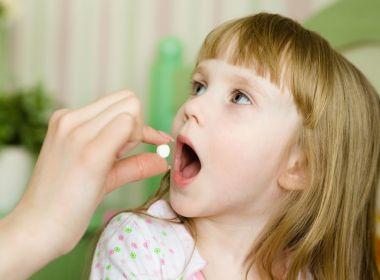 Quais remédios você pode levar para viagens com crianças