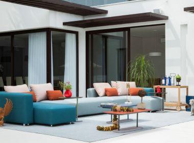 Veja quais são os melhores materiais para móveis na área externa