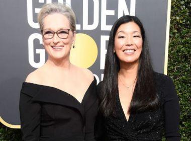 O Globo de Ouro das mulheres de Hollywood por mulheres de todo mundo!