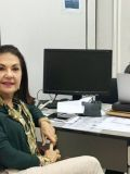 Dra Annete Oliveira, a anfitriã do Congresso da Sociedade Brasileira de Dermatologia