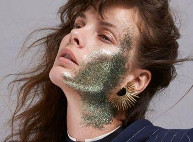 Maquiagem: como usar glitter na festa do Ano Novo