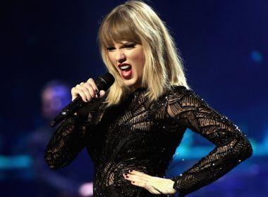 Taylor Swift faz doação para fundação que ajuda vítimas de abusos sexuais